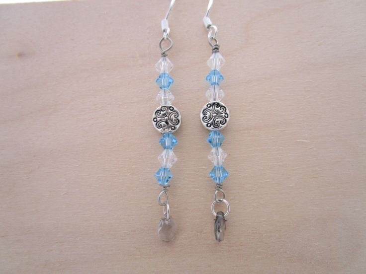 Sun in the Sky Earrings by NovemberSunset on Etsy