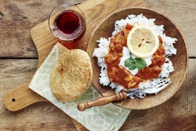 4 Steps to an Easy Creamy Chicken Tikka Masala: Chicken Tikka Masala