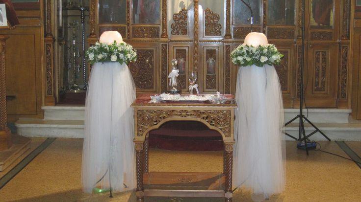 Λαμπάδες Γάμου - » GALLERY