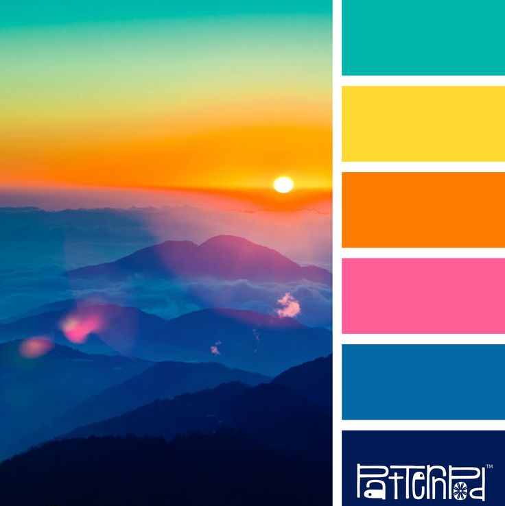 29 Best A Range Of Color Images On Pinterest: Best 25+ Orange Color Schemes Ideas On Pinterest