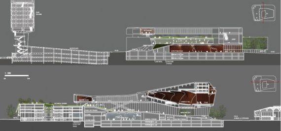 Imagen 24 de 28 de la galería de Common Ground Centro de Convenciones Bogotá / Diller Scofidio + Renfro y UdeB Arquitectos. © Diller Scofidio + Renfro y UdeB Arquitectos