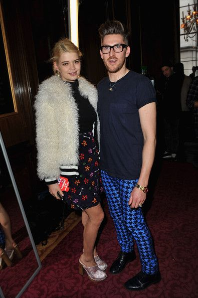 Pixie Geldof and Henry Holland - House of Holland: