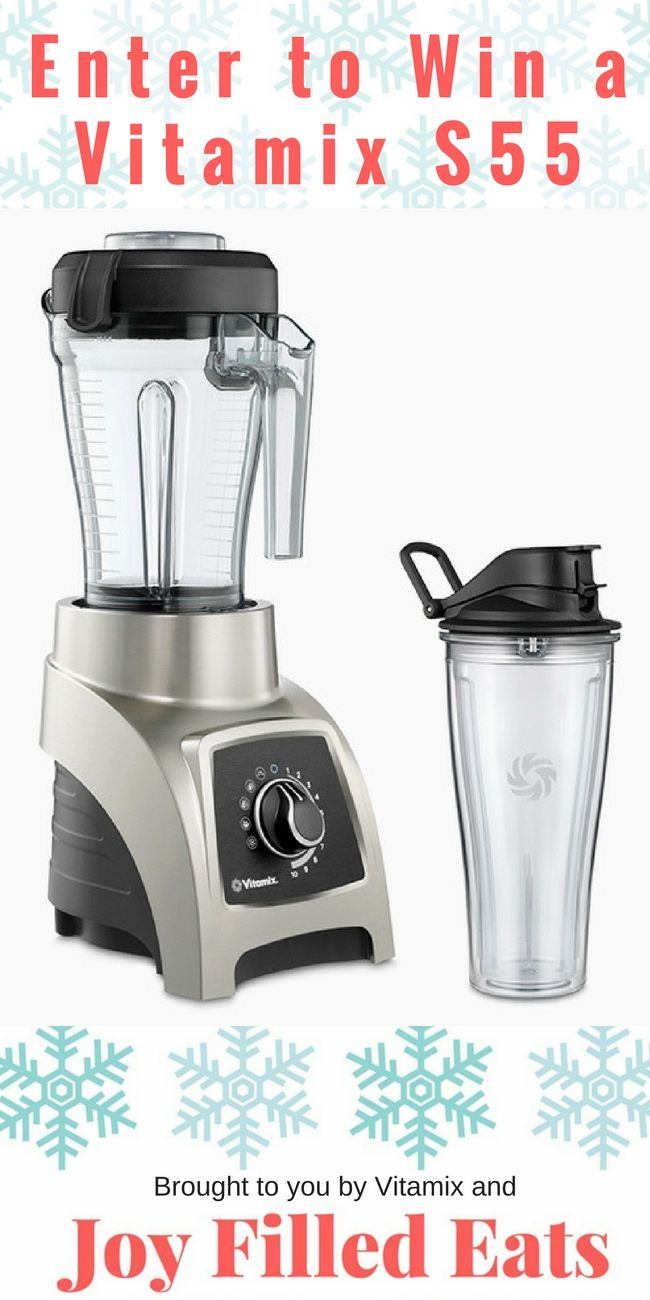 Enter to WIN a Vitamix S55! Giveaway Contest #ad