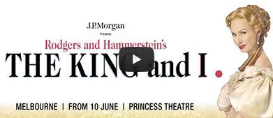 The King and I - Royal Australian Opera