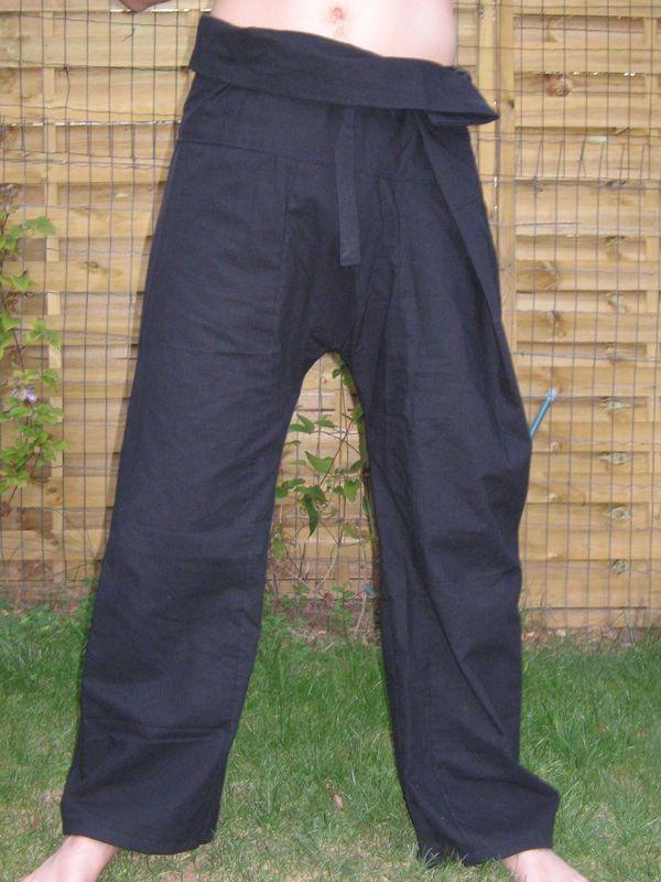 Pantalon thaïlandais, le tuto! - Loloche's créas