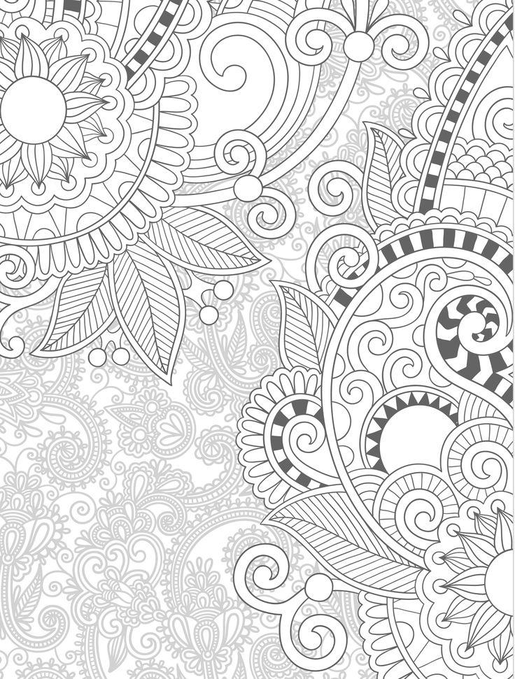Las mejores Más de 50 imágenes de Coloring Pages en Pinterest ...