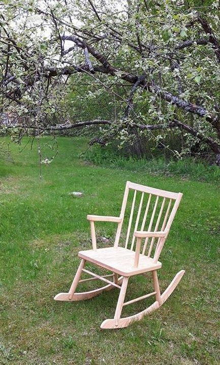Kiikkutuoli, Rocking Chair