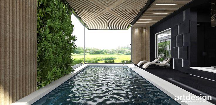 PASSION FOR THE ARTDESIGN | Nowoczesna rezydencja z basenem