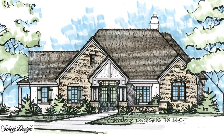 8 best plan 56405 the ryanwood images on pinterest for Scholz home plans