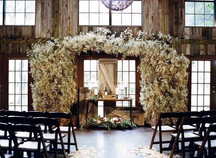 An Indoor Rustic Ceremony: Best 25+ Indoor Ceremony Ideas On Pinterest