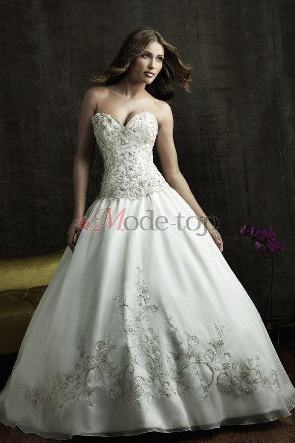 151 best Mode-top Brautkleider images on Pinterest | Wedding frocks ...