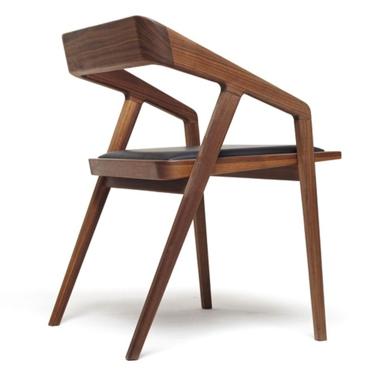Contemporary wood furniture design of katakana occasional