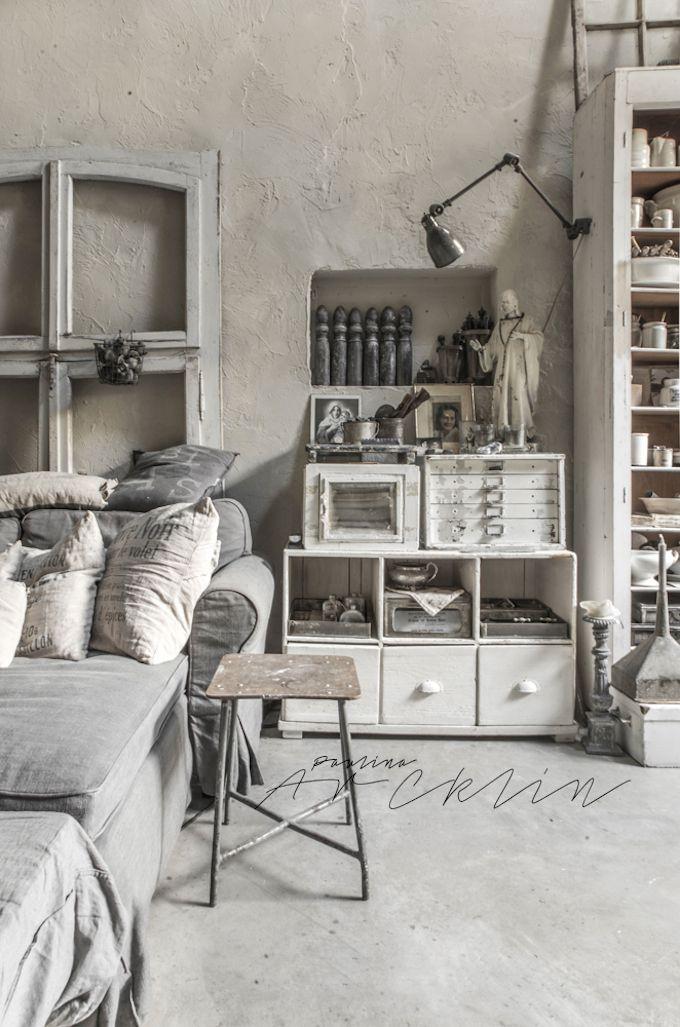 Interiors   Shades Of Grey - DustJacket Attic