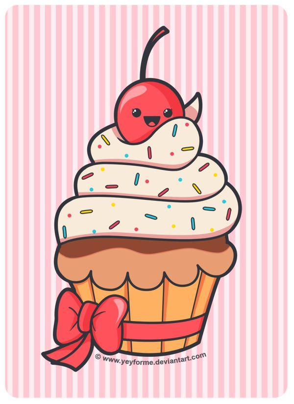 cupcake desenho - Pesquisa Google
