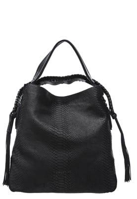 YOKOHAMA - Shopping Bag - ninja black