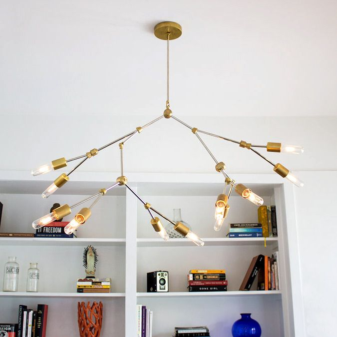 58 best lighting images on Pinterest | Chandeliers modern, Abs and ...
