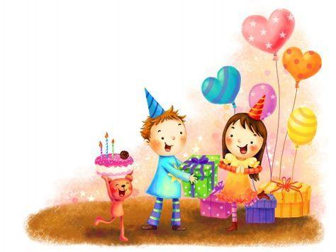 Детские конкурсы на День рождения, игры для детей на день рождения