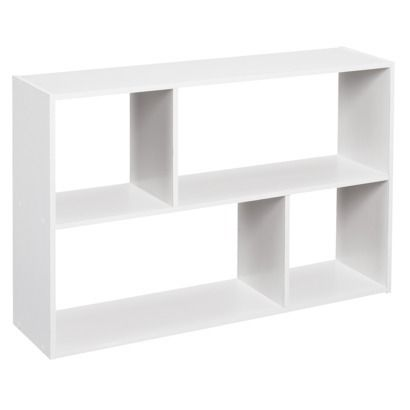 Closet Maid Mini Cube Offset Organizer In White Target