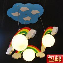 FERR DENİZCİLİK EMS Bulutlar çocuk gerçek kolye ışık yün çocuk aydınlatma yatak odası kolye ışık lambaları yfe-3 2016zzp(China (Mainland))