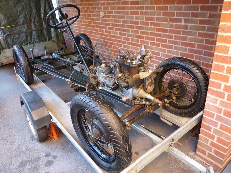 1930's Austin 7 Rolling Chassis Austin seven, Cycle car