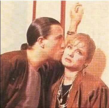 Eduardo Palomo y Leticia Calderón