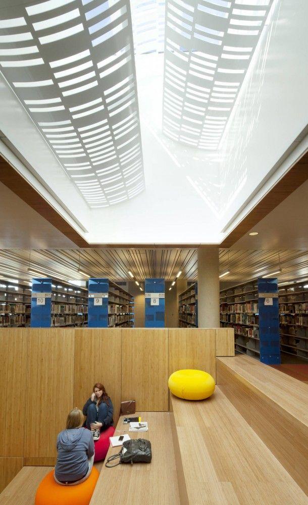 Golden West College, Steinberg Architects