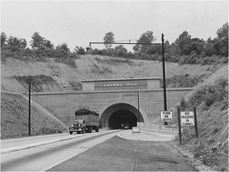 Every Pennsylvanian, at one time or another, has traveled on the Pennsylvania Turnpike. This rare footage of Pennsylvania from 1940 shows the state's most famous toll road in its earliest days.