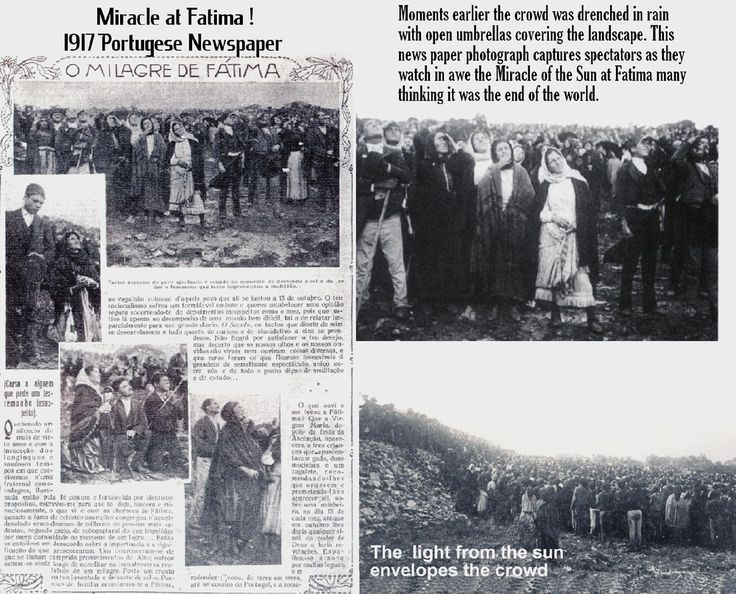 miracle of the sun newspaper - Google Search