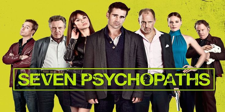 7 Psychopathes, un film de Martin McDonagh : Critique via @Cineseries