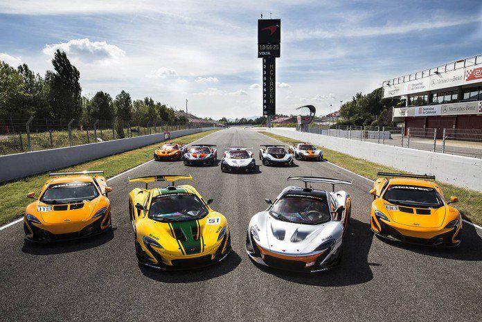3-2017 McLaren P1 LM – $3.7 Million