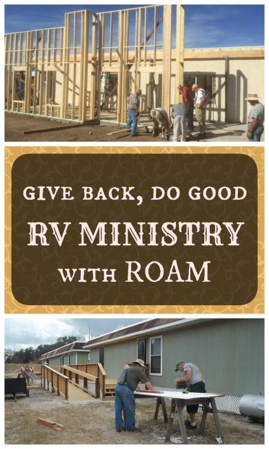 Are You An Rver Looking For A Way To Give Back And Do Good Then
