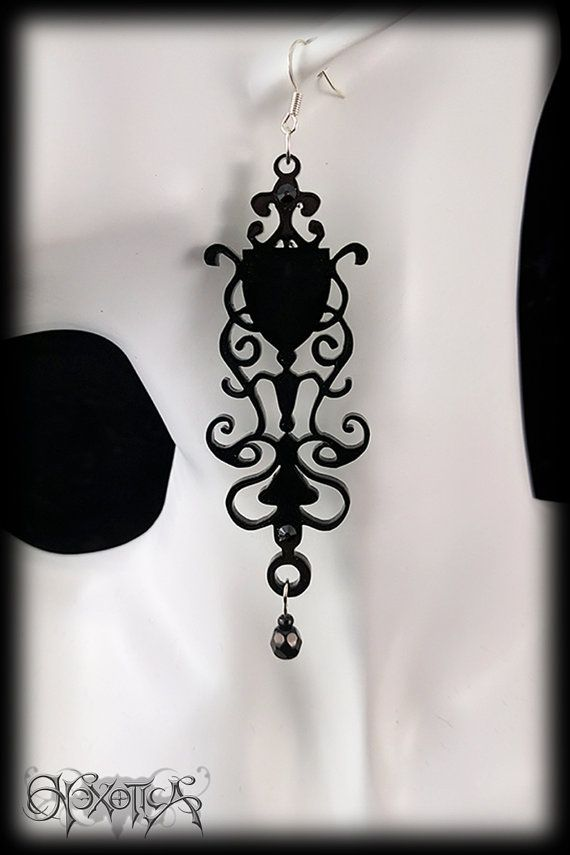 1000 id es sur le th me lustre baroque noir sur pinterest - Lustre noir baroque pas cher ...