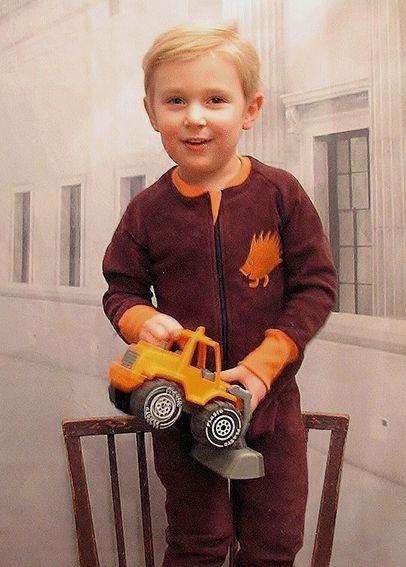Lasten froteehaalari, t.luumu/ oranssi