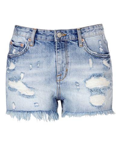 Gina Tricot -Bea highwaist jeans shorts
