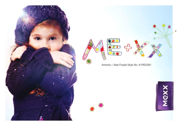 Lovely in Purple  ★  Mexx Kids Fashion by Beatrice Heydiri