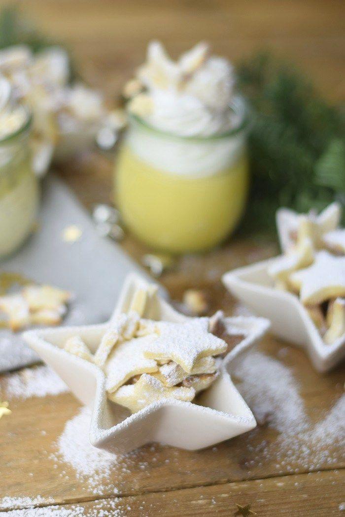 Zitronen Quark Mousse Dessert mit weisser Schokolade - Lemon Cheese Cake Mousse Dessert with white chocolate (11)