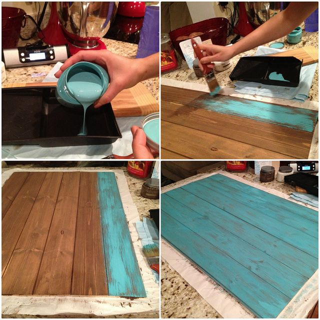 Homemade photo board... gonna have to try this! last coat by Runningtothekitchen, via Flick