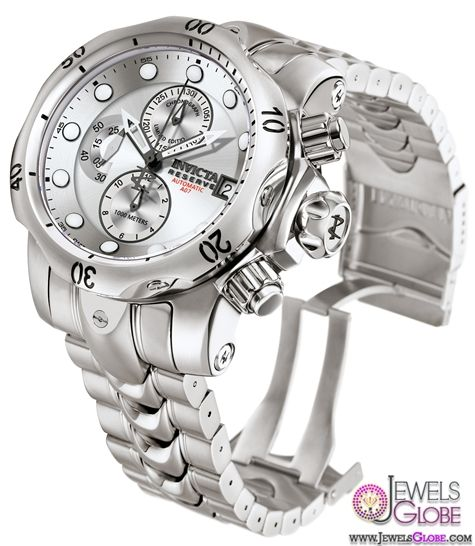 Invicta Venom Reserve Chronograph Men's Watch - Click the link to find out how to get the best deals! www.CashBackATX.com