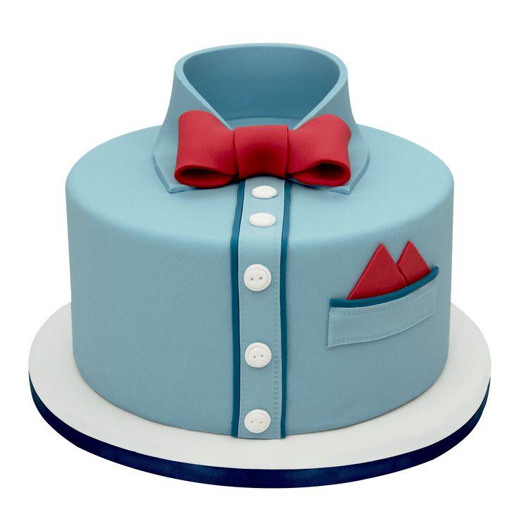 """Backpaket """"Men's Cake"""" enthält Zutaten für eine Fondanttorte und zwölf Muffins - Fondant Torten - Shop  - Taste & Bake Onlineshop"""