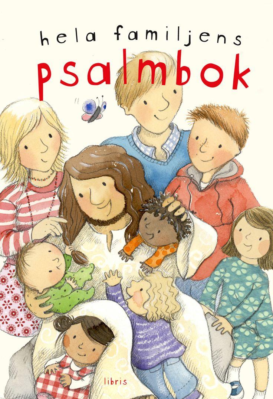 Hela familjens psalmbok innehåller ungefär 200 psalmer och sånger och är utgiven på Libris förlag.