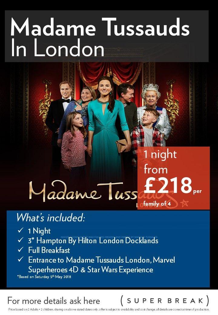 Madame Tussaud S In London Itravel4u Madame Tussauds London Docklands Tussauds London