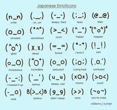 kawaii emoticons - Google Search