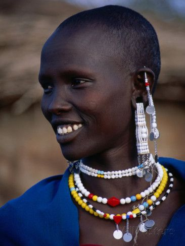 The beauty and nobility of the Nilo-Saharan Maasai