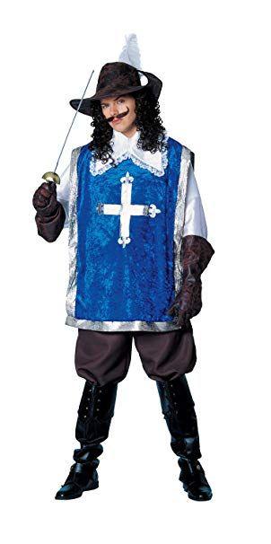 Costume Culture Men\u0027s Musketeer Costume creative costume ideas for