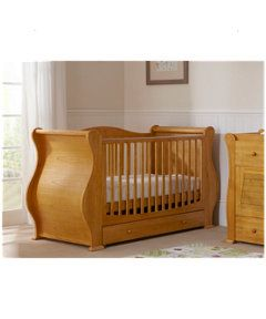 Tutti Bambini Louis Fixside Cot Bed Parentidealco