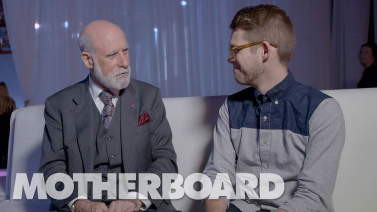 Vint Cerf and the Internet of Shit
