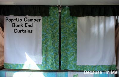 32 Best Images About Camper Curtains Amp Windows On Pinterest