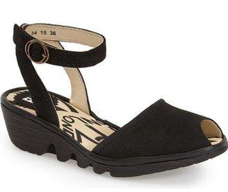 Fly London 'Popa' Sandal (Women) #peeptoe #sale #shoes #hot