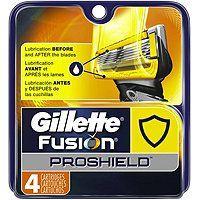 Gillette Fusion ProShield Men's Razor 5 Blade Cartridge Refills
