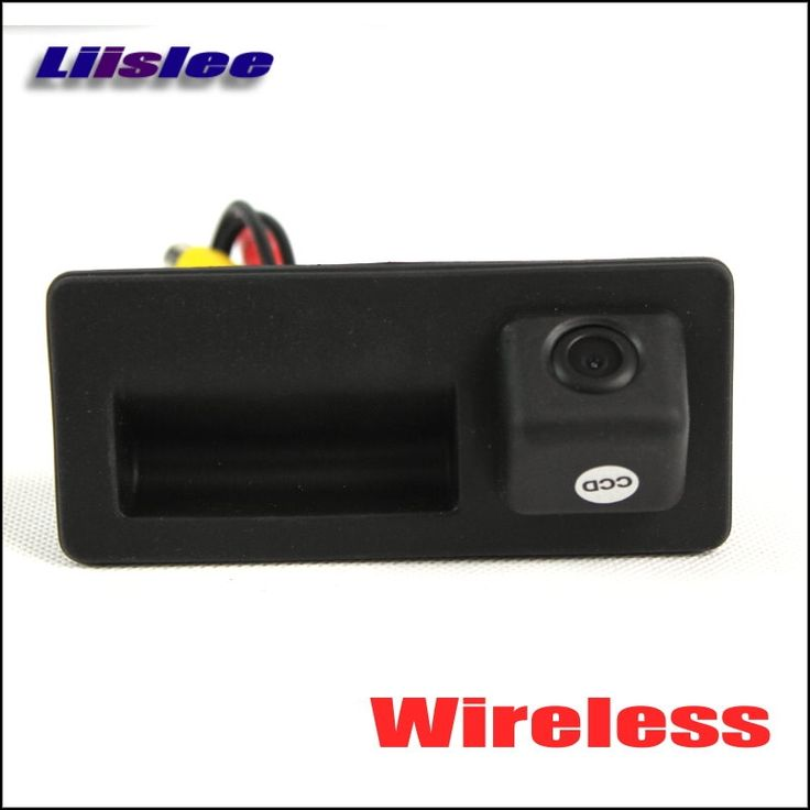 59.31$  Buy here - http://aliqpe.shopchina.info/1/go.php?t=32602854118 - Car Rear Camera For Audi Q3 A5 Q5 S5 2013 2014 / Wireless Reverse Parking Camera / Trunk Handle / DIY Easy Installation  59.31$ #buymethat